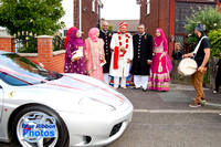 Asian Wedding in Manchester  (15)